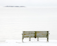 The Quiet of Winter (Cindy's Here) Tags: winter white lake snow ontario canada canon island quiet peaceful calm explore sunnah thequietofwinter