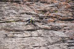 Cajn del Maipo - Valles las Arenas (60) (lxrdrg) Tags: climbing montaa escalada cajondelmaipo escaladadeportiva vallelasarenas pareddejabba pareddejabbah