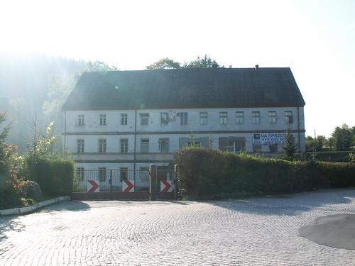 Dawny młyn (Główna 39) w Zagórzu Śląskim