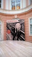 Albertina Museum Vienna Edvard Munch (Barbara Brundage) Tags: vienna museum edvard munch albertina