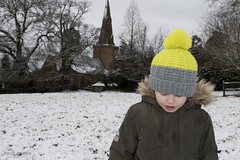 Elliott Coundon Wedge Sunday 17/01/2016 (Paul-Green) Tags: winter portrait baby snow cold west church field canon walking outside photography countryside photo child shot jan snowy mark walk country january picture ii 7d fields mk2 coventry elliott wedge midlands coundon 2016