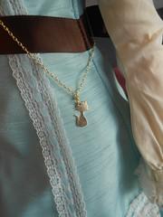 Kitty necklace () Tags: cat lolita bjd superdollfie volks sd10 megu sdg mintoncard leekeworld  nadeko chibirat3019 twintailday   bluemillefeuilledress