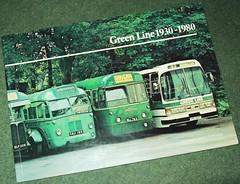 Green Line 1930 - 1980 . (Ledlon89) Tags: bus london buses transport londonbus tfl londonbuses centrallondon