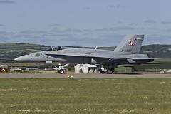 McDonnell Douglas FA-18C Hornet - 1 (NickJ 1972) Tags: aviation airshow hornet 007 fa18 mcdonnelldouglas 2015 airday rnas culdrose j5007