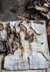 (Fatigued_23) Tags: old abandoned decay burnt forgotten asylum dilapidation abandonment burned dilapidated paperwork mentalinstitute