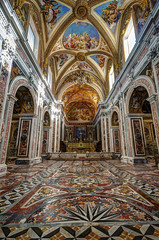 Certosa di San Martino (Fil.ippo) Tags: interior altar naples hdr filippo sigma1020 certosadisanmartino monasterycomplex nikond7000 stmartinscharterhouse filippobianchi