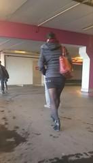 B01 (Stockings Hunter Love ff) Tags: street legs candid voyeur upskirt stocking bas tops nylon