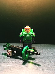 Power Armor Lex Luthor Minifigure  (Lego_King) Tags: lego superman dccomics kryptonite lexluthor