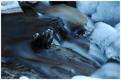 IcEmotion © Nicola Roggero (Nicola Roggero) Tags: longexposure winter snow motion ice water river nikon focus shot hiver neve neige inverno d300 3seconds prali germanasca nicolaroggero