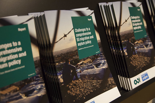 Publications at ODI's event Global migration: from crisis to opportunity