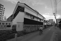 (Shike-michi, an old street of Nagoya) (charles.caer) Tags: japan nagoya edo    shikemichi