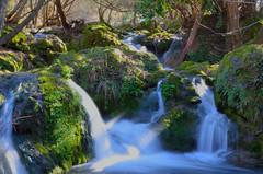 Cascadas del Hueznar (italbertoperez) Tags: rio sevilla agua sierra norte cascadas hueznar