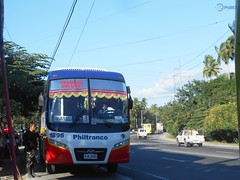 Philtranco 1896 (Monkey D. Luffy 2) Tags: bus daewoo society davao philippine enthusiasts philtranco bf106 philbes