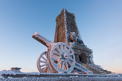 20160123_WES_0070 (Veselin Bonev) Tags: winter cold sunrise bulgaria shipka kazanlak