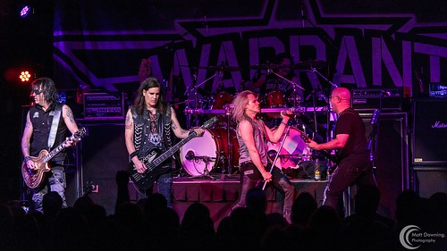 Warrant - February 5, 2016 - Hard Rock Hotel & Casino Sioux City