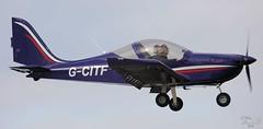 Evektor EV-97 EuroStar G-CITF Lee on Solent Airfield 2016 (SupaSmokey) Tags: eurostar lee solent airfield 2016 ev97 evektor gcitf