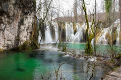 Plitvice - Waterfalls I (tyler_photography) Tags: autumn winter vacation lake green water landscape waterfall nationalpark spring croatia roadtrip nationalgeographic plitvice unsesco nikon142428 maxtylerphotography nikond750
