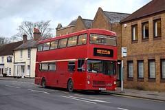 MCW Survivor 25/01/16 (MCW1987) Tags: bear london buses transport metrobus mcw mk1 c336buv m1336 big8750