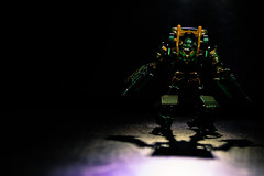 Ready for Action! (Vimlossus) Tags: shadow dark toy dof transformers autobot firetrap