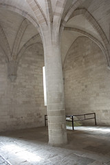 Tresor Bas (thesaurus inferior) - Palais des Papes (rfzappala) Tags: france europe place palace des palais bas thesaurus avignon tresor languedoc papes popes inferior 2015