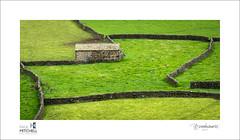Gunnerside (tobchasinglight) Tags: green barn patchwork drystonewalls northyorkshire yorkshiredales swaledale gunnerside