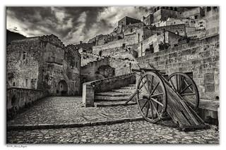 Tourist trap - Matera, Italy