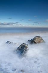 Three Peaks (Drift Imagery) Tags: uk coast norfolk lee caister 1835mm nikond600 leelittlestopper