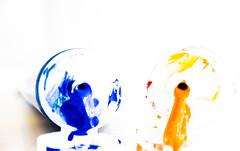 Acrylic in high key [Explored 2016-02-06] (Maria Eklind) Tags: colors acrylic highkey frger highkeyphotograph akrylfrger fotosondag fs160207