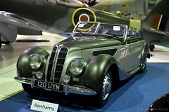 Car Auction Lots (Bri_J) Tags: london car nikon classiccar lot hendon rafmuseum carauction d7200