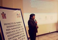 #SIDNNAinforma: Proyecto de Trabajo Interinstitucional para Garantizar los Derechos de las y los Adolescentes que se encuentran bajo custodia en la DEMA.
