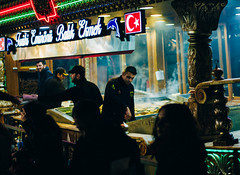 fish and bread (bmakaraci) Tags: street people canon person f18 primelens ef50mm canon1100 burakmakaraci