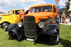 Hot Rod (alex73s https://www.facebook.com/CaptureOfAlex?pnr) Tags: auto old orange hot classic car canon automobile transport meeting automotive voiture retro coche rod oldcar macchina ancienne vehicule rassemblement