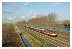 Locon 9904 - Loenersloot - 70451 (19-02-2016) (Vincent-Prins) Tags: 9904 locon loenersloot 70451 railexperts sneeuwexpress