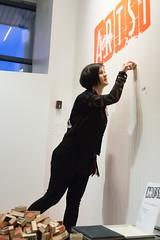 Artsin-avajaiset (1 of 6) (Bergolli) Tags: streetart museum photography graffiti performance first stamp event pomo museo artsi artsin myrtsi myyryork vantaantaidemuseo katihuovinmaa myyrmk