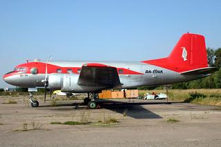 RA-1114K Ilyushin IL-14T @ Moscow Myachkovo 15-Aug-2005 by Johan Hetebrij