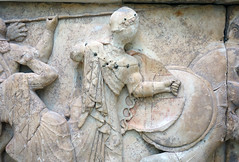 North frieze, Siphnian Treasury