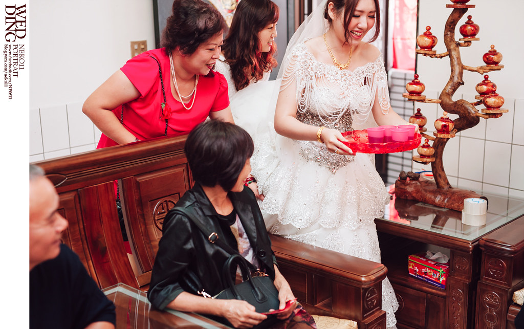 [婚禮紀錄] 曼寧 & 春天 | 迎娶.新營