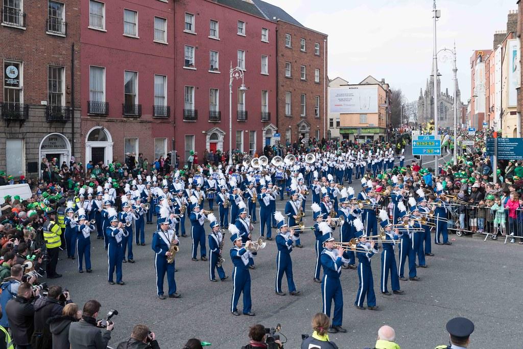 Christopher Newport University Marching Captains-112432