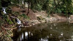 cascatella (Bigalbertone) Tags: water fountain fontana monza villareale cascatella
