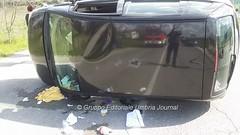 Incidente in via Hochberg a Bastia Umbra (23) (Gruppo Editoriale UmbriaJournal) Tags: bastia incidente