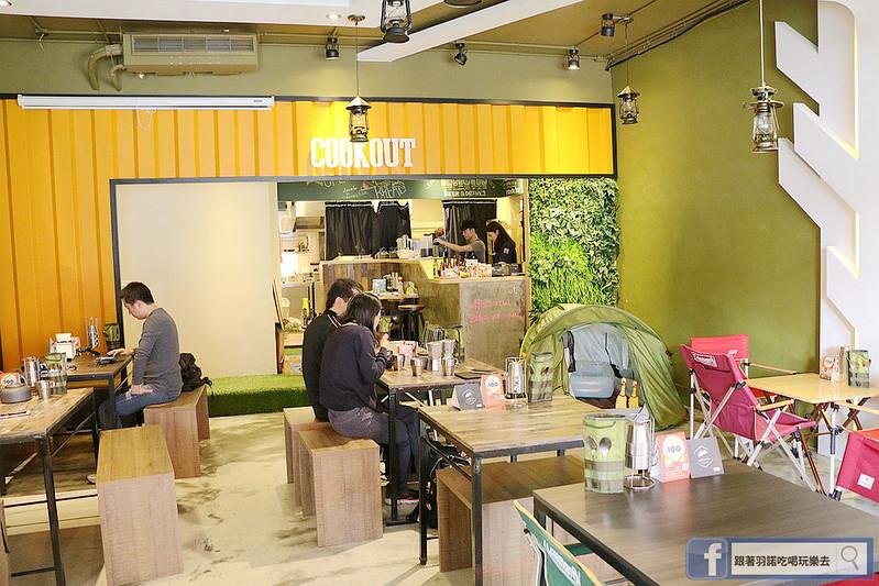 Cookout 野酷戶外料理餐酒 午茶006