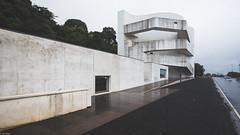 Fundacao Ibere Camargo (DLieber) Tags: brazil arquitetura brasil design portoalegre ark poa modernismo concret siza concreto alvarosiza arquiteto arq whiteconcrete fundaoiberecamargo