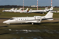 UR-NAC - private - Learjet 60 (5B-DUS) Tags: plane germany private airplane airport aircraft aviation international flughafen dusseldorf airlines düsseldorf flugzeug 60 spotting learjet planespotting dus eddl lj60 urnac