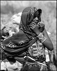 Issa woman (nahlinse) Tags: portrait people film mediumformat tribes ethiopia issa fujineopanacros fujineopanacros100 film:brand=fuji film:iso=100 developer:brand=adox film:name=fujineopanacros100 adoxadonal developer:name=adoxadonal filmdev:recipe=9369
