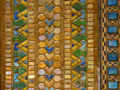 Chicago, IL Marshall Field's (Macy's State Street) (army.arch) Tags: chicago illinois il marshallfields fields macys statestreet historic historicpreservation nrhp nationalregisterofhistoricplaces nationalregister departmentstore ceiling dome tiffany favrile iridescent glass mosaic architecturaldetail nationalhistoriclandmark nhl