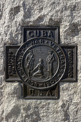 Spanish War Veterans memorial (nicknormal) Tags: cambridge usa statue us memorial war unitedstates puertorico massachusetts cuba veterans phillipines spanishamericanwar portorico