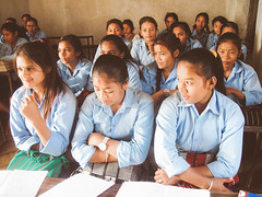 'Aftershocks' of Nepal earthquake include worsening of trafficking crisis; new tactics being used on girls (Peace Gospel) Tags: school girls woman students girl hope student education women classroom safety learning thankful grateful teaching empowered teach gratitude prevention educate learn hopeful empowerment trafficking empower