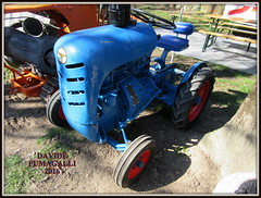 SEC Lilliput (DaveFuma) Tags: old tractor agricultural epoca trattore agricolo