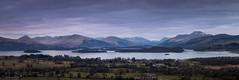 Loch Lomond Blues (GenerationX) Tags: blue sky mountains alexandria clouds landscape evening scotland nationalpark unitedkingdom dusk scottish neil gb trossachs balloch lochlomond barr luss inchgarvie inchcailloch gartocharn inchlonaig glenfinlas glenfruin inchmurrin duncrynehill inchmoan canon6d midhill thedumpling inchcruin inchcarilloch