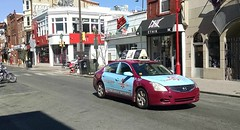 South Street Philly 2016 Nissan Freedom Taxi P-741 (wheeltoyz) Tags: street city philadelphia cheese liberty freedom hall strawberry nissan bell pennsylvania cab taxi south rocky pa pretzels johnny philly mansion rockets norristown steaks mantua ethik p741